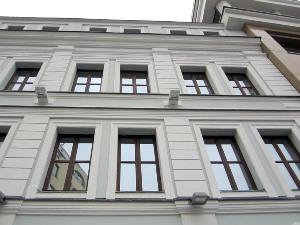 Ремонт фасадов в Санкт-Петербурге
